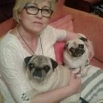 12. Kuka con su hermana Pass y su mami Cata