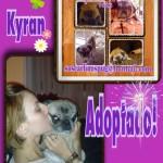 5. Kyran adoptado por Vicky y Joaquin