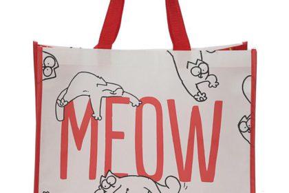BOLSA COMPRA Simon's Cat...... 5€ + envío